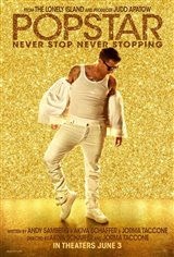 Popstar: Never Stop Never Stopping (v.o.a.) Large Poster