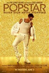 Popstar: Never Stop Never Stopping (v.o.a.) Affiche de film