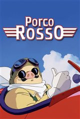 Porco Rosso (Dubbed) Movie Poster