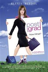 Post Grad Movie Poster Movie Poster