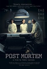 Post Mortem Movie Poster