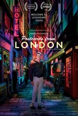 Postcards from London Affiche de film