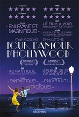 Pour l'amour d'Hollywood Movie Poster