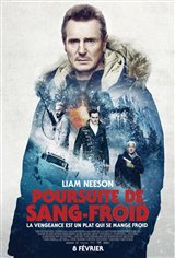 Poursuite de sang-froid Affiche de film