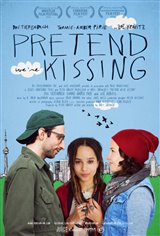 Pretend We're Kissing Movie Poster