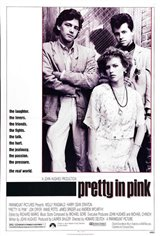 Pretty in Pink Movie Poster