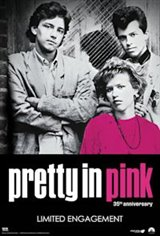 Pretty in Pink 35th Anniversary Large Poster
