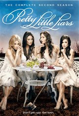 Pretty Little Liars: The Complete Second Season Movie Poster