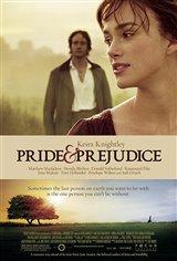 Pride & Prejudice Movie Poster Movie Poster