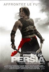 Prince of Persia : Les sables du temps Movie Poster