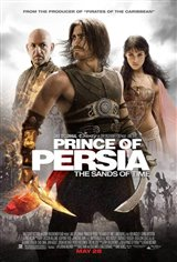Prince of Persia: The Sands of Time Movie Poster