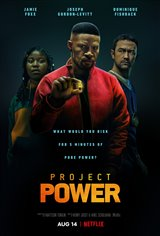 Project Power (Netflix) Movie Poster