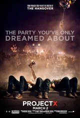 Project X Large Poster