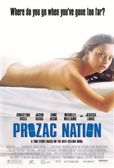 Prozac Nation Movie Poster Movie Poster
