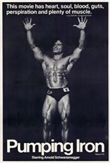 Pumping Iron Movie Poster