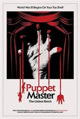 Puppet Master: The Littlest Reich Movie Poster