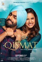 Qismat Large Poster