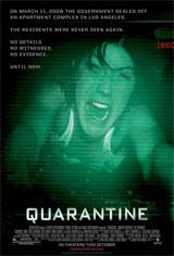 Quarantine Movie Poster Movie Poster