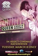 Queen: A Night in Bohemia Movie Poster