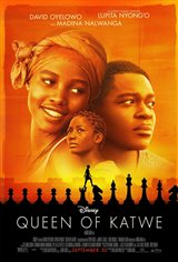 Queen of Katwe (v.o.a.) Affiche de film