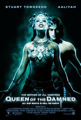 Queen of the Damned Movie Poster Movie Poster