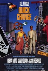 Quick Change (1990) Movie Poster
