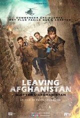 Quitter l'Afghanistan Affiche de film