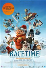 Racetime (select Quebec cities) Poster