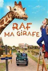 Raf, ma girafe Affiche de film