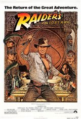 Raiders of the Lost Ark Movie Poster Movie Poster