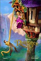 Raiponce 3D Movie Poster