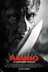 Rambo : La dernière mission Movie Poster