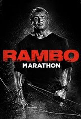 Rambo Marathon Large Poster