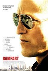 Rampart Movie Poster
