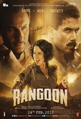 Rangoon Movie Poster