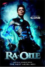 RA.One 3D Movie Poster