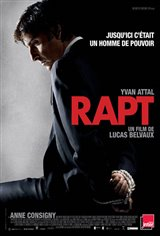 Rapt (v.o.f.) Movie Poster