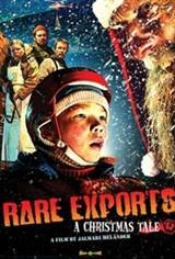 Rare Exports: A Christmas Tale Movie Poster