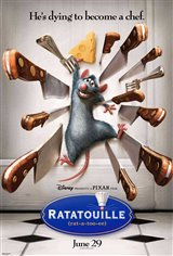 Ratatouille Movie Poster Movie Poster