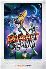 Ratchet et Clank Affiche de film