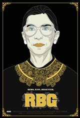 RBG Movie Poster Movie Poster