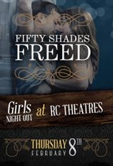RC Theatres presents: Fifty Shades Freed Girls Night Out Movie Poster