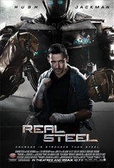 Real Steel: The IMAX Experience Movie Poster