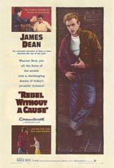Rebel Without A Cause Movie Poster