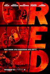 R.E.D. Movie Poster