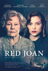 Red Joan (v.o.a.) Affiche de film
