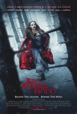 Red Riding Hood Movie Poster Movie Poster