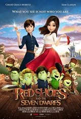 Red Shoes and the Seven Dwarfs Large Poster
