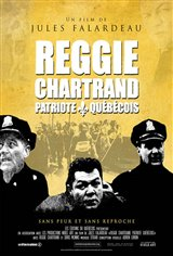 Reggie Chartrand Patriote Quebecois Movie Poster