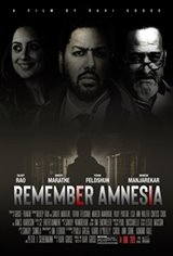 Remember Amnesia Large Poster